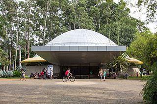 Professor Aristóteles Orsini Planetarium Planetarium in Brazil