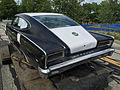 Project car 1965 Marlin black and white at 2015 AMO meet 2of2.jpg