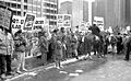 Protest against the Salvadoran Civil War Chicago 1989 3.jpg