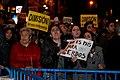 Protesta en contra del Partido Popular ante su sede en la calle Génova de Madrid (1 de febrero de 2013) (3).jpg