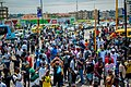 Protesters at the endSARS protest in Lagos, Nigeria 67.jpg