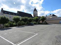 Pruillé-l'Éguillé - Église Saint-Christophe 02.JPG