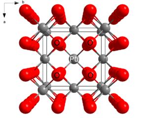 Plutonium(IV) oxide - Image: Pudioxide