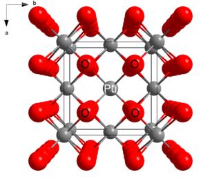 Plutonium(IV) oxide chemical compound