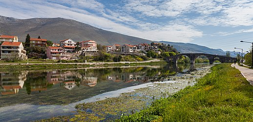 Arslanagić bridge, Trebinje, Bosnia and Herzegovina