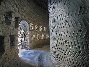 Air well (condenser) - Interior.