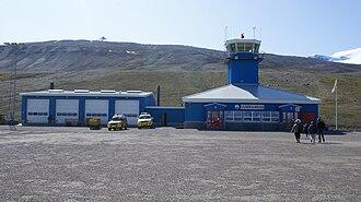 Qaarsut Airport - Qaarsut Airport