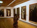 Quadres del taller de Zurbarán al Museu de Belles Arts de Castelló.JPG