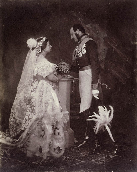 File:Queen Victoria Albert 1854.JPG