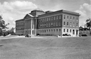 University of Queensland Mayne Medical School - Mayne Medical School, 1941