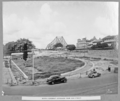 Queensland State Archives 3998 North roadway approach from Ann Street Brisbane 2 May 1939.png