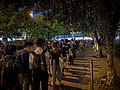 Queue to memorial Marco Leung Ling-kit in Admiralty view1 20200615.jpg