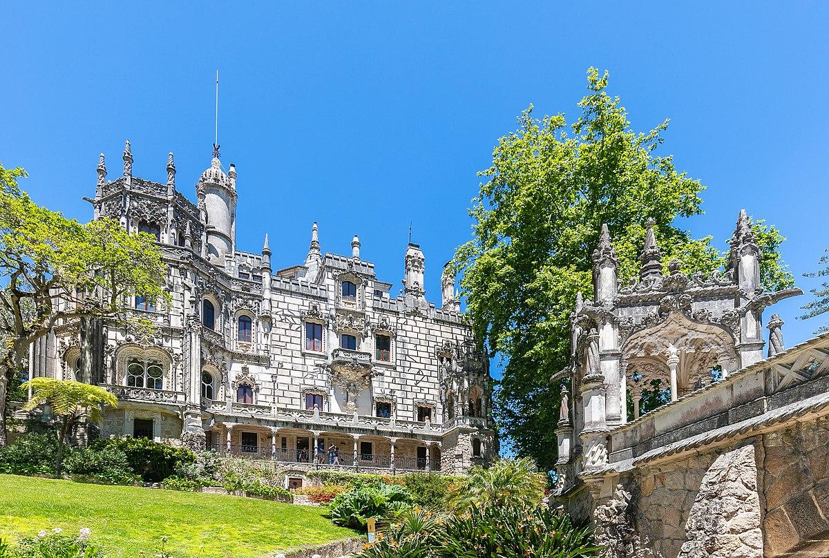 File:Quinta Da Regaleira, Sintra, Portugal, 2019-05-25, DD