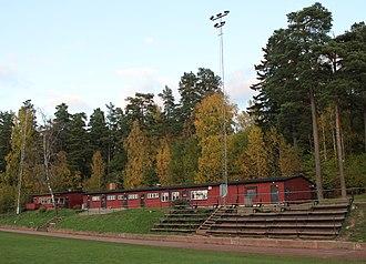 Segersjö - Image: Rödstu Hage, oktober 2011a
