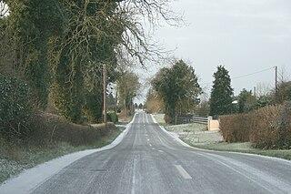 Dysart, County Westmeath Village in Leinster, Ireland