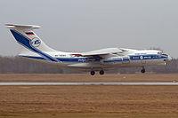 RA-76503 - IL76 - Volga-Dnepr Airlines