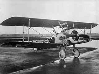 Sopwith Camel British First World War single-seat biplane fighter