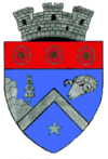 Coat of arms of Comarnic