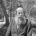 Rabbi Weingarten, type van een oosteuropese schriftgeleerde, Bestanddeelnr 255-1399.jpg