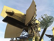 Radar antenna in Kecel.jpg