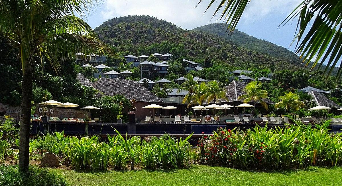 Raffles Praslin, Seychelles - Wikipedia