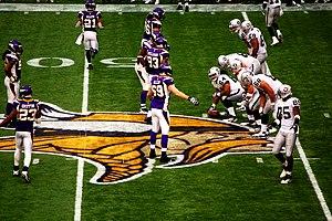 2011 Oakland Raiders season - Oakland at Minnesota in week 11