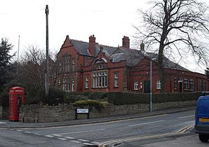 Rainford - Image: Rainford Council Offices