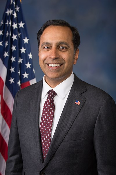 Rep. Krishnamoorthi