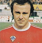 Ramaz Shengelia (1957–2012) — Soviet Union NFT Forward (1979–1983) — 1982 FIFA World Cup.jpg