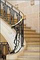 Rampe descalier de lancienne banque Renauld (Nancy) (3998513616).jpg