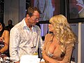 Randy Spears and Stormy Daniels at AVN Adult Entertainment Expo 2008.jpg