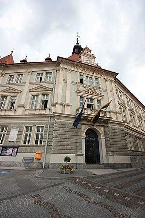 Rathaus, Wolfsberg