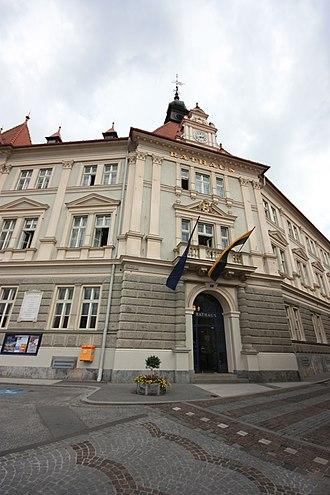 Wolfsberg, Carinthia - Town hall