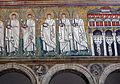 Ravenna, sant'apollinare nuovo, int., santi martiri offerenti, epoca del vescovo agnello, 08.JPG