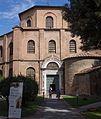 Ravenna - Basilica of San Vitale - entrance.jpg