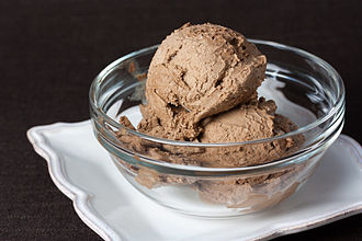 Milk substitute - Dairy-free ice cream