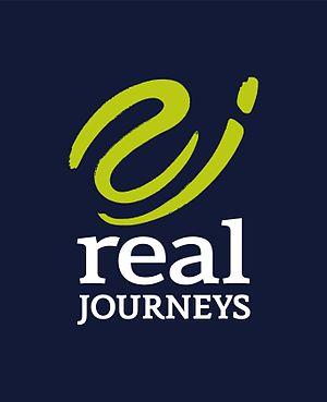 Real Journeys - Image: Real Journeys Logo