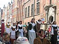 Reenactment of the entry of Casimir IV Jagiellon to Gdańsk during III World Gdańsk Reunion - 004.jpg