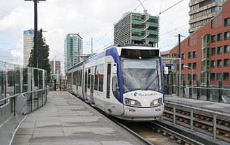 HTM Personenvervoer - Image: Regio Citadis Ternoot