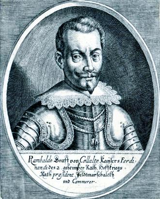 Ramboldo, Count of Collalto - Rambaldo XIII, Count of Collalto, 1625