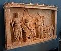 Relief, Triptolemus on dragon chariot.jpg