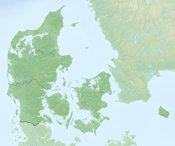 Copenhagen is located in เดนมาร์ก