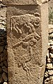 Reliefs of animals, Göbekli Tepe Layer III, circa 9000 BCE.jpg