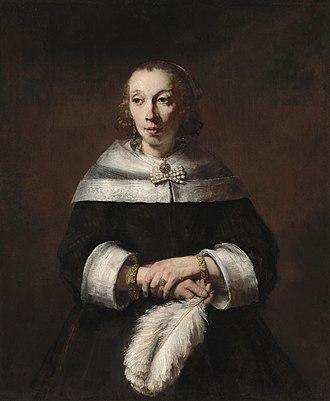 Frans van Schooten - Image: Rembrandt Harmensz. van Rijn 107