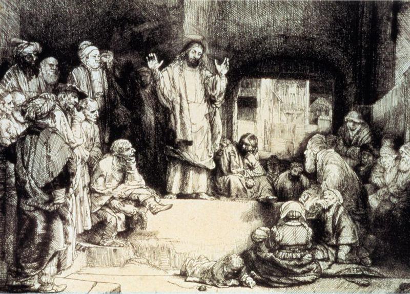 File:Rembrandt van Rijn - Christ Preaching.jpg