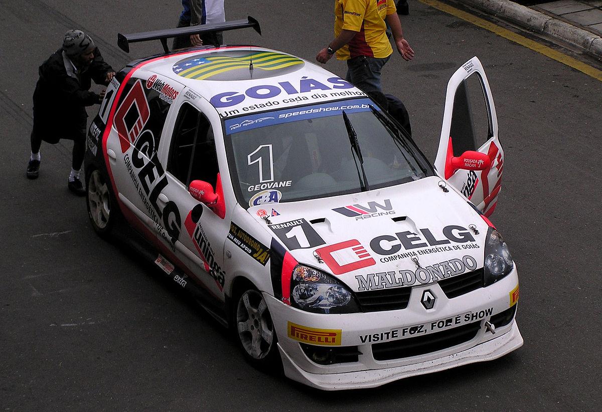 Renault Clio Cup - Wik...