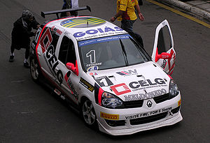 Renault Clio Cup - Copa Clio Brasil, W Racing 2006 car