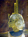 Représentation d'Isis sur le sarcophage de Thoutmôsis IV - XVIIIe dynastie.jpg