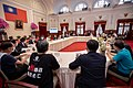 Representatives of NGOs in Taiwan having a meeting with President Tsai Ing-wen at the Presidential Office Building 20210422.jpg