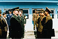 Representatives of North and South Korea meet in the village of Panmunjom A1501-SCN-97-0078-001.jpg